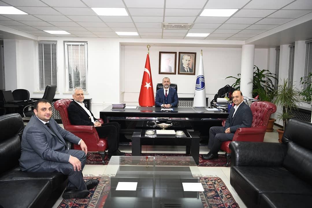 1 - Daikin CEO'su Hasan Önder Bizimleydi