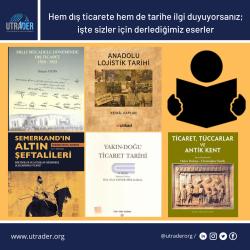 Kitap Tavsiyelerimiz: Dış Ticaret ve Tarih