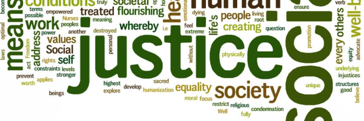 justice - Toplumsal Gelişimin Temelleri