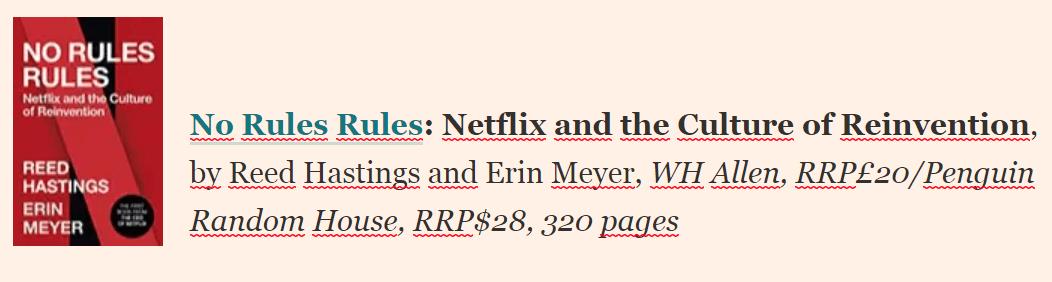 1 - Financial Times 2020'nın En İyi İş Kitaplarını Seçti