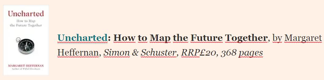 2 - Financial Times 2020'nın En İyi İş Kitaplarını Seçti