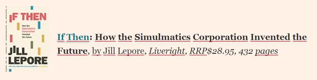 4 - Financial Times 2020'nın En İyi İş Kitaplarını Seçti