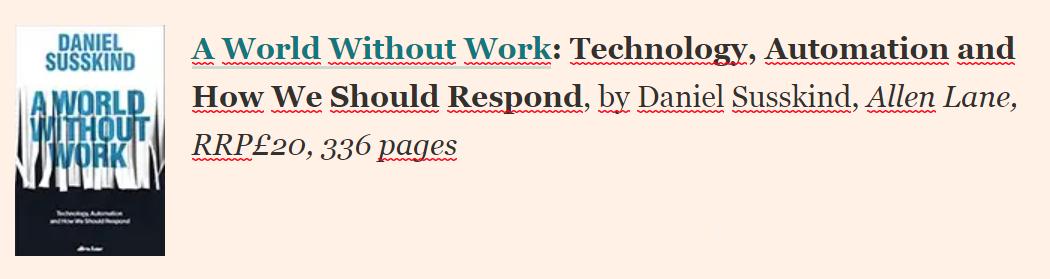 5 - Financial Times 2020'nın En İyi İş Kitaplarını Seçti