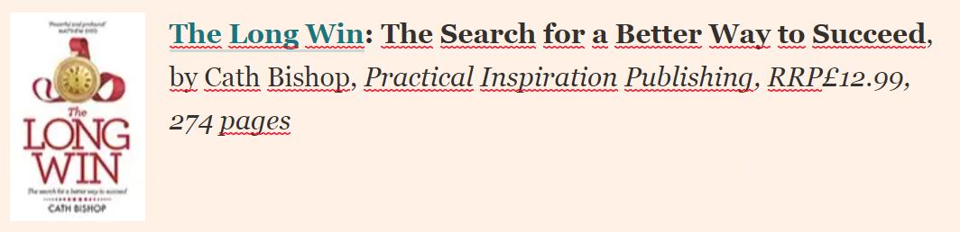 6 - Financial Times 2020'nın En İyi İş Kitaplarını Seçti