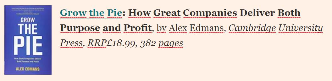7 - Financial Times 2020'nın En İyi İş Kitaplarını Seçti