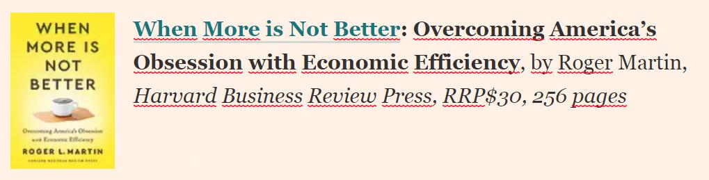8 - Financial Times 2020'nın En İyi İş Kitaplarını Seçti